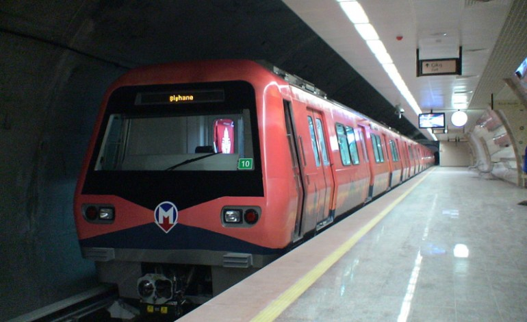 Üsküdar Çekmeköy Metrosu Sürücüsüz Olacak