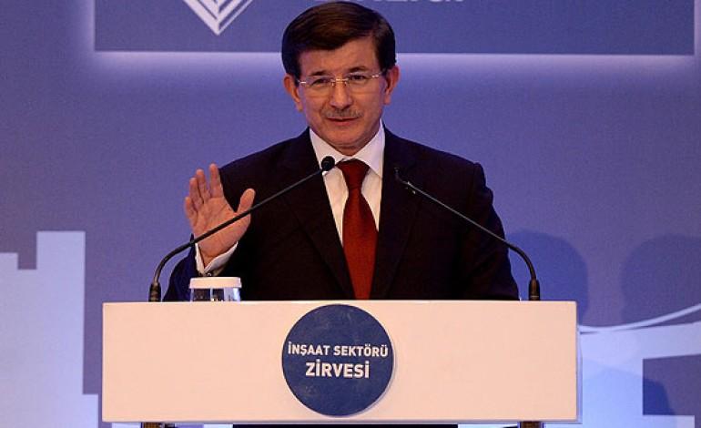 Başbakan Davutoğlu'ndan konut alacak olanlara müjde
