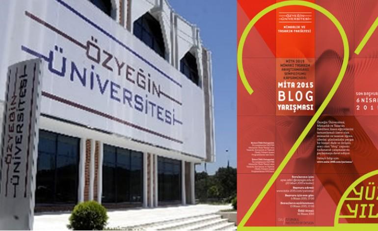 Özyeğin Üniversitesi'nden Blog Yarışması