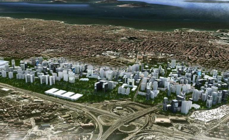 Fikirtepe'de altyapı için master plan onaylandı