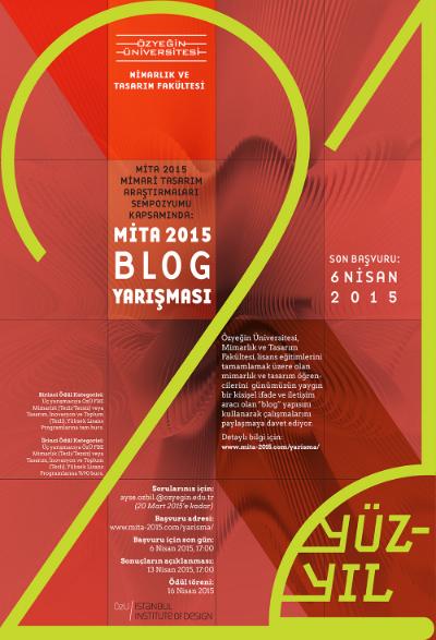 özyeğin blog yarışması