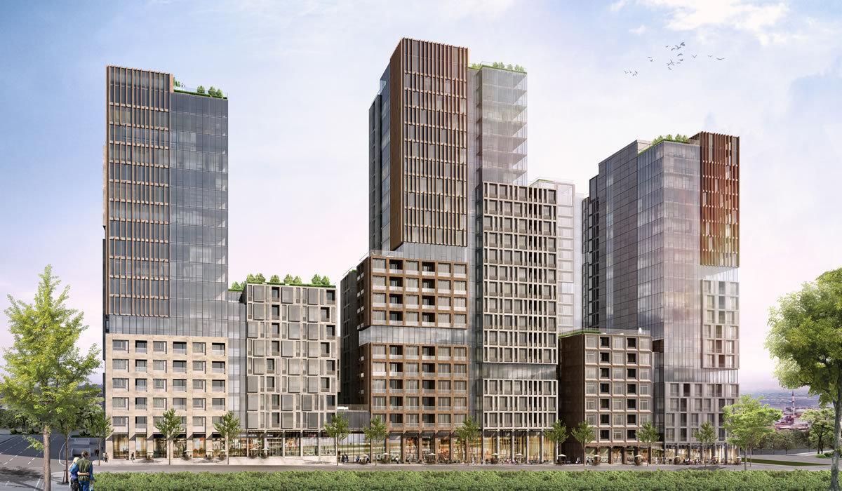 fikirtepe konut projeleri - renovia istanbul