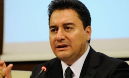 Kritik toplantı öncesi Babacan müteahhitlere konuştu