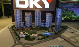MIPIM Gayrimenkul Fuarında Bir Türk Firması DKY İnşaat