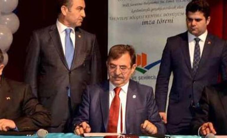 Güllüce'den Belediyelere Kentsel Dönüşüm Çağrısı