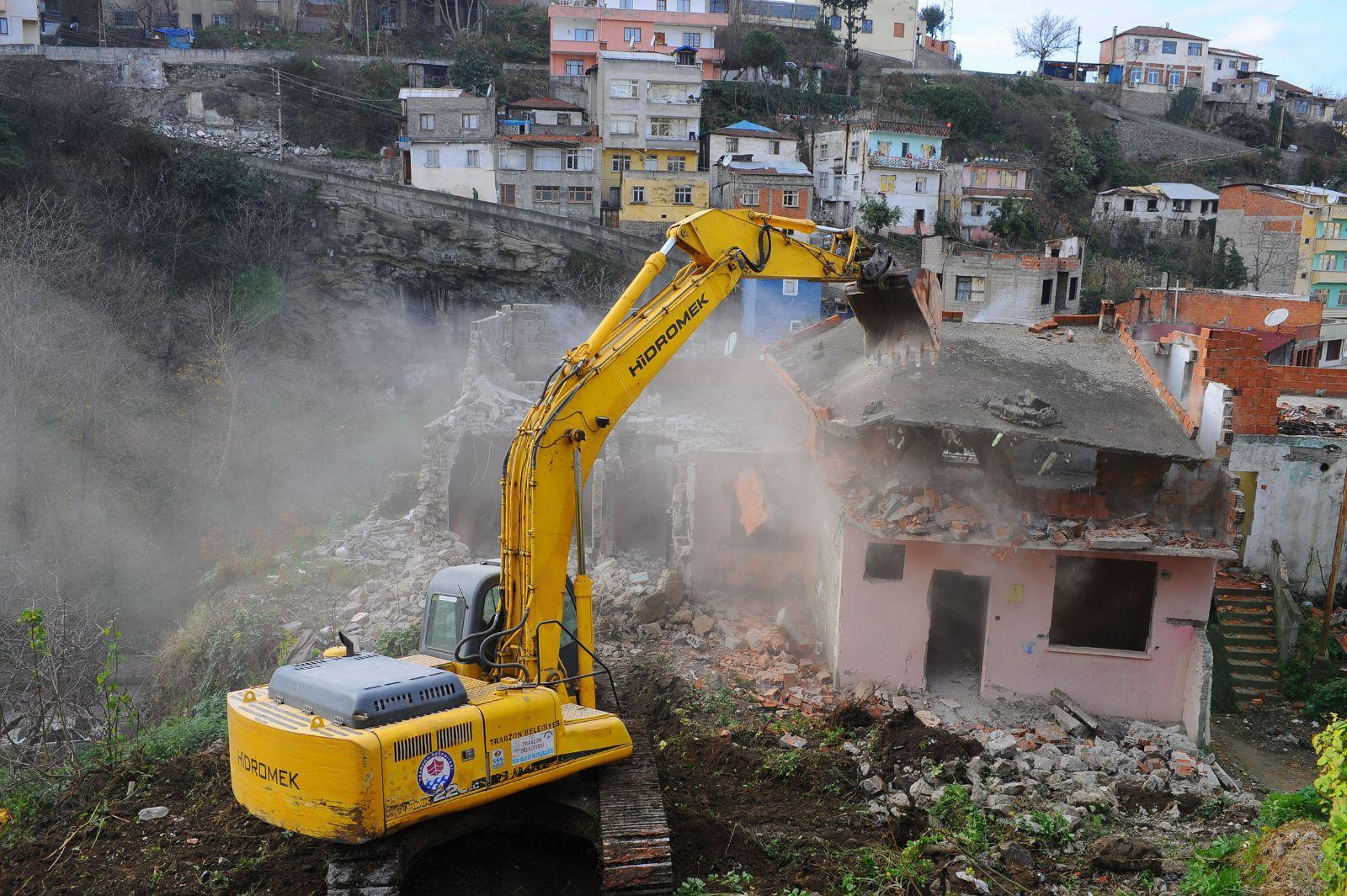 nepal depremi ve kentsel dönüşüm
