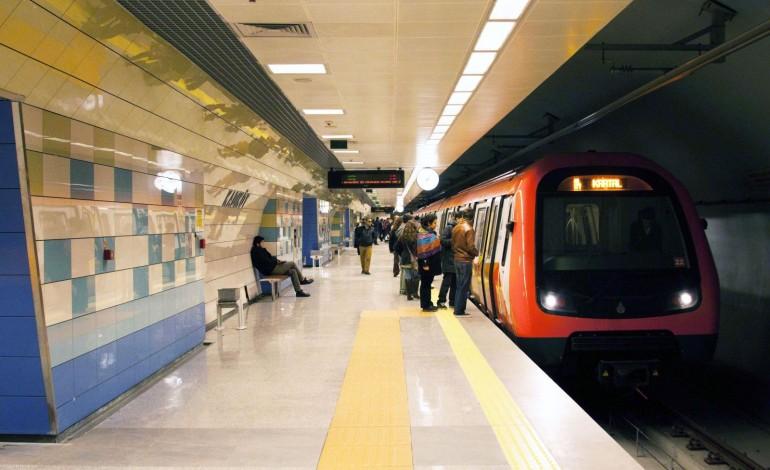 İstanbul'a 4 yeni metro geliyor!