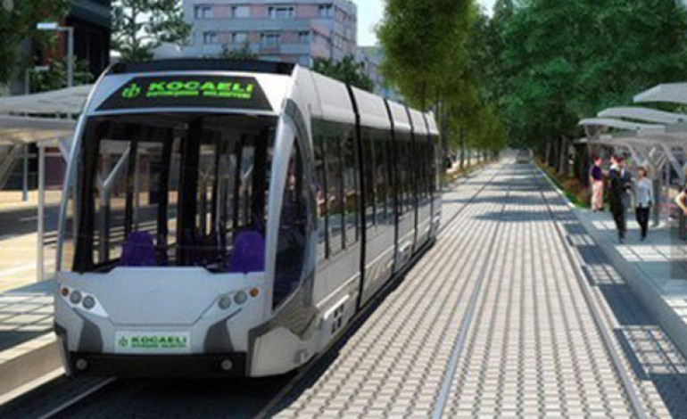 Kocaeli Tramvay İhalesi Yarın Yapılıyor