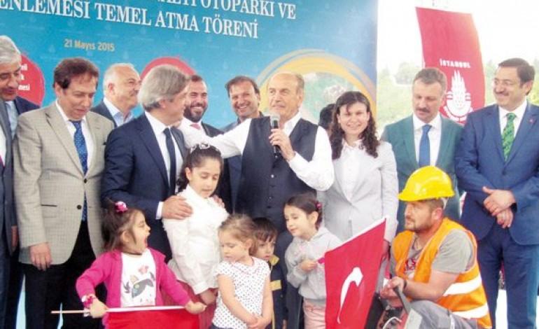 Kabataş – Mecidiyeköy Metro Temeli Atıldı