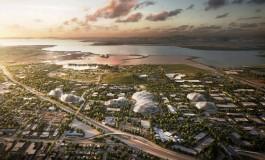 Google'ın Kaliforniya Genel Merkez Binası Robotlarla İnşa Edilecek