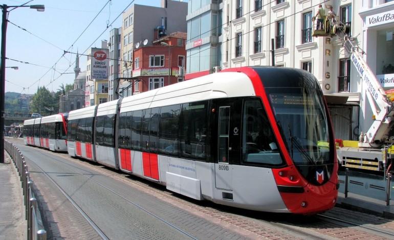 Eminönü Alibeyköy Tramvay Hattı Tanıtıldı