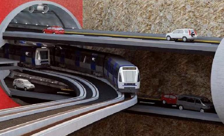 Üç Katlı İstanbul Tünelinde Resmi Süreç Başladı