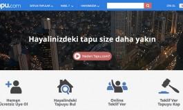 Açık Artırma İle Konut Satışı Yapacak Olan Tapu.com Yayına Girdi