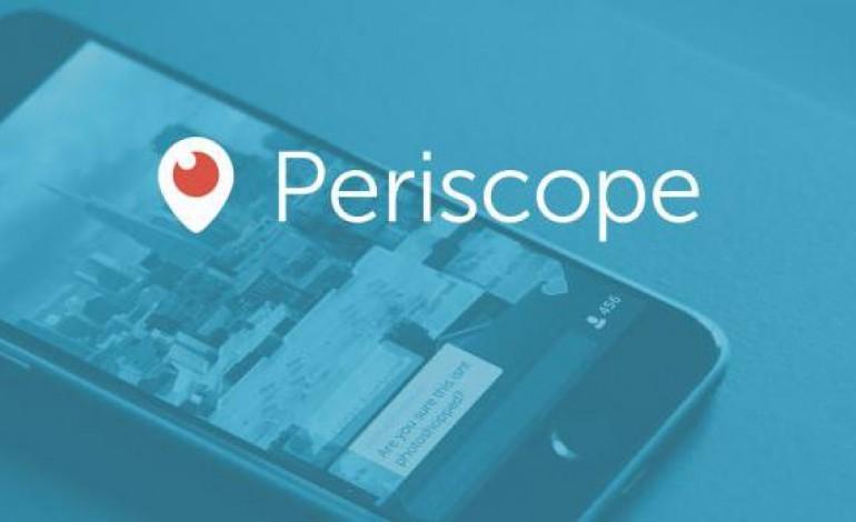 Periscope ile Gerçek zamanlı Gayrimenkul Pazarlama