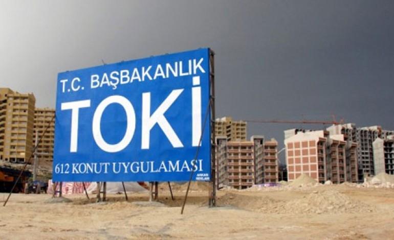 İzmir Çeşme Toki Evleri Kura Çekilişi 30 Aralık'ta
