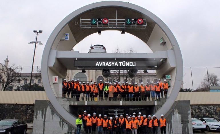 Avrasya Tüneli 8 Ay Erken Açılacak