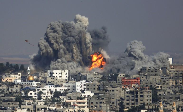 Gazze Yeniden İnşa Edilecek