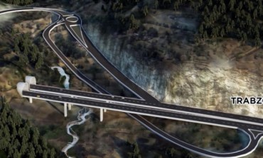 Zigana Tüneli İhalesi Yeniden Yapılacak