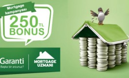 Garanti'den Öğretmenlere Özel Mortgage