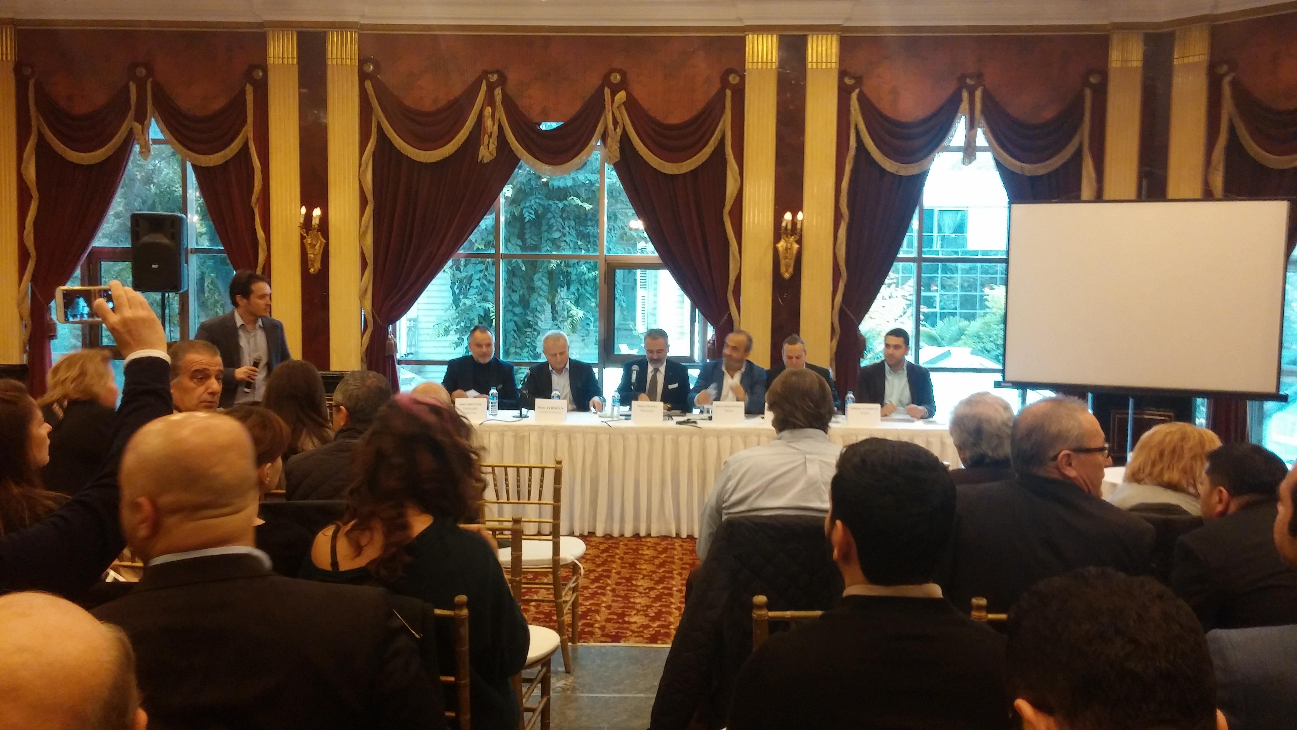 büyük kulüp genç girişimciler komitesi, kentsel dönüşümün neresindeyiz semineri (2)