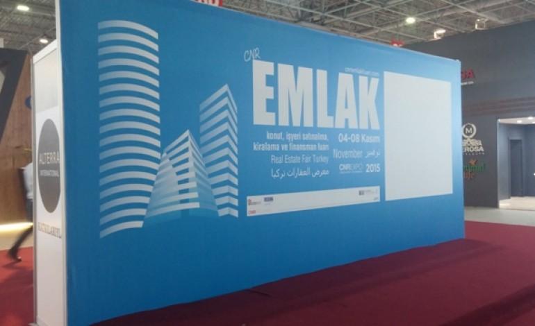 2. CNR Emlak Zirvesi'nin açılışını Çevre ve Şehircilik Bakanı Mehmet Özhaseki yapacak