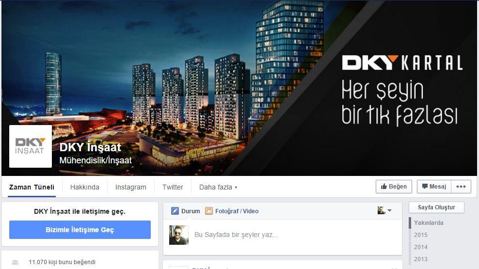dky inşaat facebook