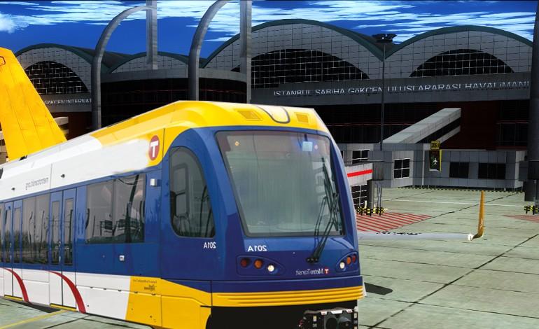 Sabiha Gökçen – Viaport Metro Hattı İhaleye Çıkıyor