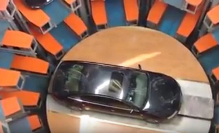 Yeni yatırım modeli 'araba park yeri'
