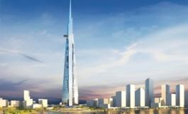 Suudi Arabistan Cidde'ye Dünya'nın En Yüksek Binasını Yapıyor