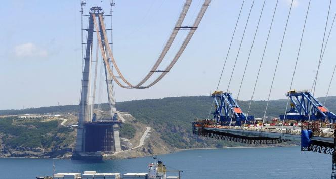 3. köprü, yavuz sultan selim köprüsü