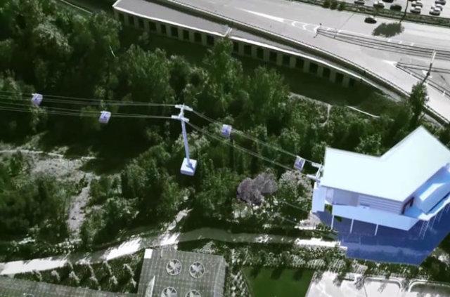 mecidiyeköy çamlıca teleferik hattı onaylandı