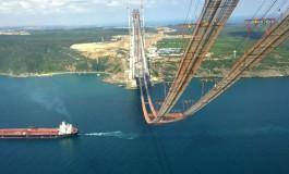 Ulaştırma Bakanı Yıldırım: Üçüncü Köprü mayısta açılacak