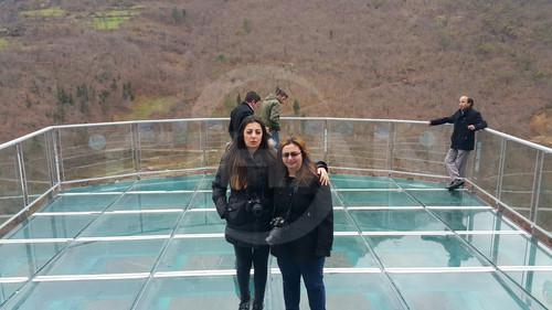Turkiye'nin en yuksek cam seyir terasi tamamlandi