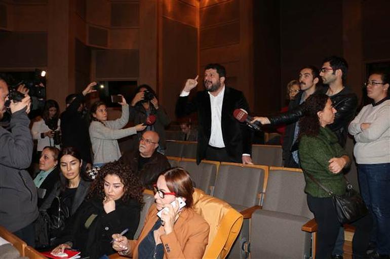Haliçport halkı bilgilendirme toplantısı
