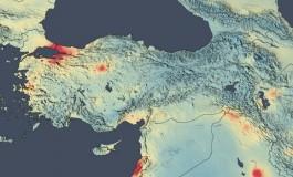 İstanbul'un Havası 10 Yılda Kirlendi