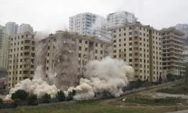 Dinamit Patladı Bina Yıkılmadı