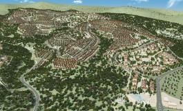 Ankara Boğazı Projesinin Yanıbaşında, 10 Bin Konutluk Yaylaşehir Projesi
