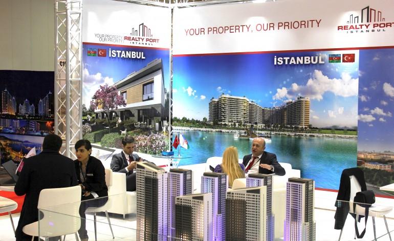 Realty Port İstanbul, Azerbaycan Recexpo Fuarında En Çok İlgi Gören Stantlardan Biri Oldu