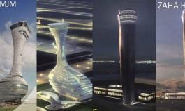 3. Havalimanı'nın Hava Trafik Kontrol Kulesi için Uluslararası Yarışma