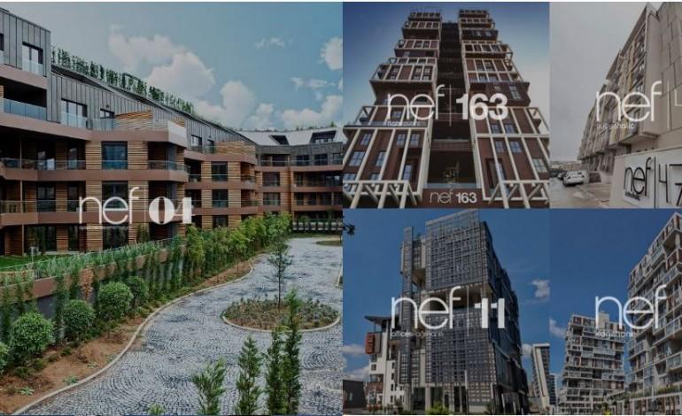 Nef Sancaktepe 19 Projesi 340 Bin TL'den Satışta