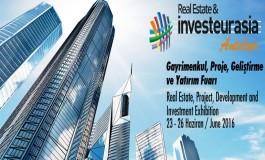 Gayrimenkul, Proje Geliştirme ve Yatırım Fuarı 23-26 Haziran 2016'da Kapılarını Açıyor