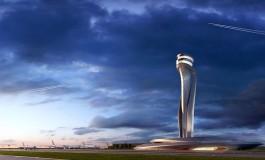 Yeni Havalimanı Kontrol Kulesine Ödül