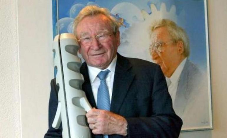 Dübelin mucidi Arthur Fischer 96 yaşında hayatını kaybetti