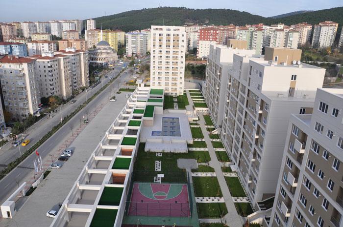 Teknik Yapı upcity flats
