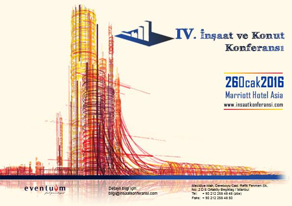 inşaat ve konut konferansı