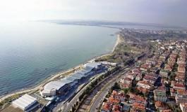 Ataköy'den sonra sıra Florya sahilde