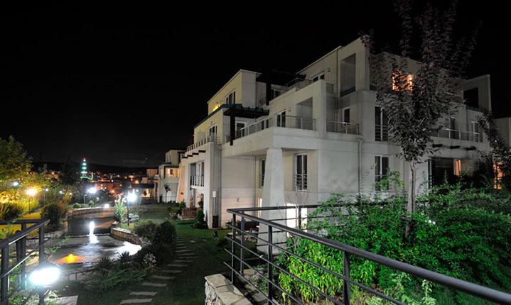 Dumankaya Gizli Bahçe Akdeniz Evleri