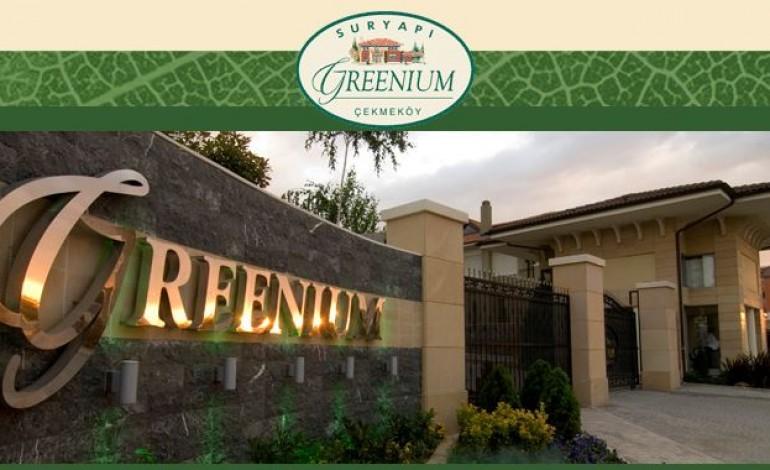 Sur Yapı Greenium Villaları