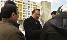 Pakistan TOKİ'den 4,5 milyon konutun inşası için destek istedi