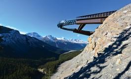 Glacier Skywalk Cam Seyir Terası, Kanada